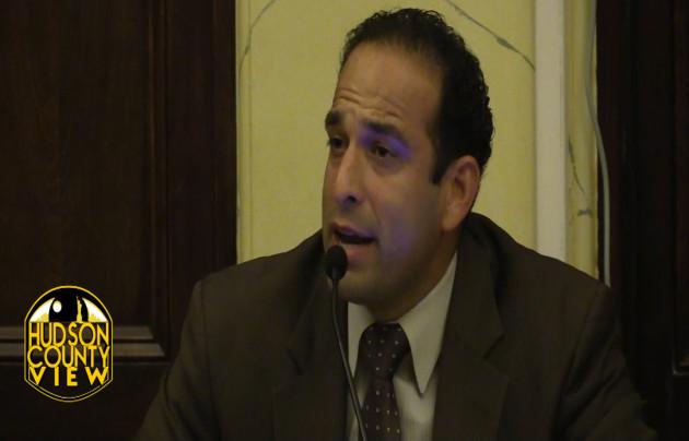 Former Hoboken Housing Executive Director and NJ Assemblyman Carmelo Garcia (D-33)