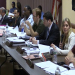 Tensions high as Hoboken Housing Commissioners approve two emergency resolutions