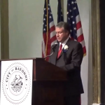 Mayor Davis gives inauguration speech at Bayonne High School (full video)