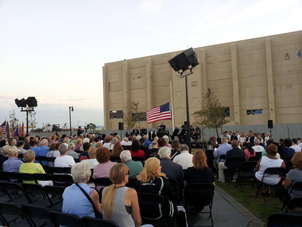 Bayonne 9/11 Ceremony