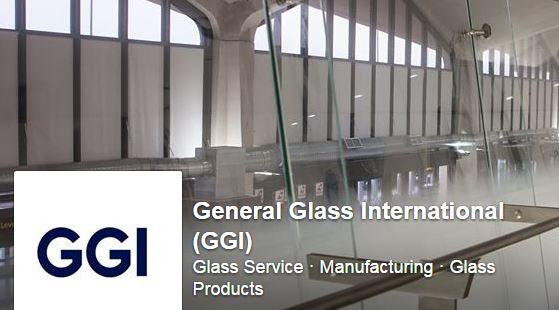 A screencap from General Glass International's Facebook page.