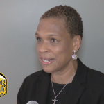 JCBOE Candidate Carol Harrison-Arnold highlights past achievement, stresses continuity