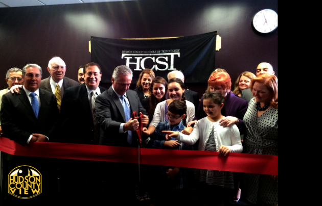 HCST RIbbon Cutting