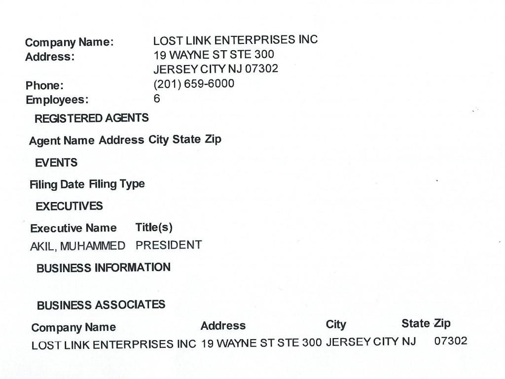 Lost Link Enterprises