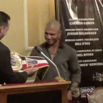 Miguel Cotto honored in Jersey City as part of Hispanic Heritage Month