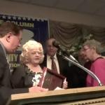 HCDO honors deceased Harrison Mayor Ray McDonough at annual fall gala