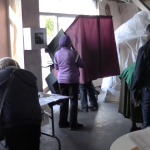Deplorable polling conditions at Salem-Lafayette Apartments in Jersey City