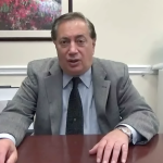 State Senator Nick Sacco explains benefits of Meadowlands Comm./NJSEA merger