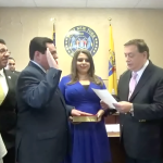 HCDO comes out strong in West New York for Cosmo Cirillo swearing in
