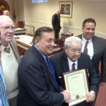 North Bergen recognizes 'real live hero' for receiving Congressional Medal of Honor