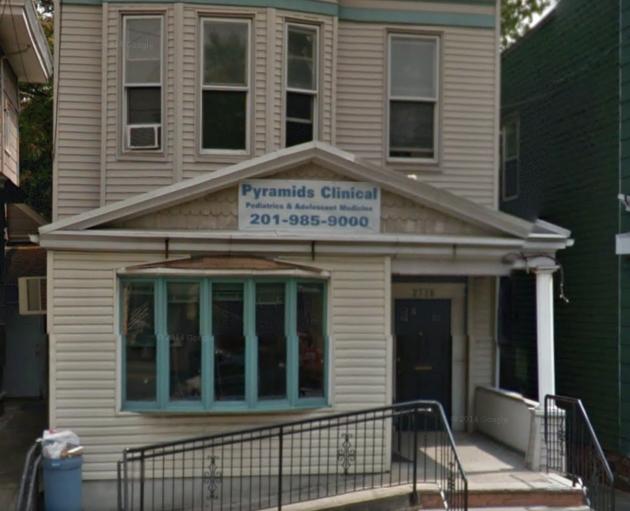 An image of Badawy M. Badaway's Jersey City medical office via Google Maps.