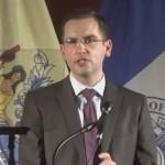 Jersey City Mayor Steven Fulop addresses city's 'painful' Sunday shootings
