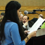 Following bills passed by Assembly, students speak out against PARCC at JCBOE