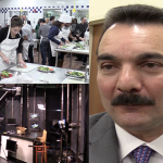 Speaker Vincent Prieto talks pension woes at event highlighting vocational education
