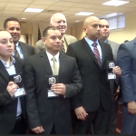 North Bergen Police Department adds 5 new cops, 4 who are military veterans