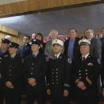 North Hudson Regional Fire & Rescue promotes 6, welcomes 10 new recruits