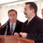 Assembly Speaker Vincent Prieto voices support for Senator Bob Menendez