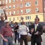 Wiley joins 'concerned citizens' in protesting controversial Meridia project