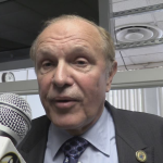 State Senator Lesniak: I'll run for governor if that's what the people want