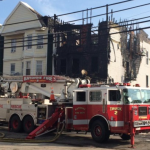 Bayonne fire in apartment building leaves two dead, many injured