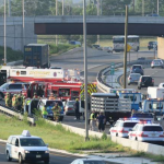Report: Jersey City driver badly injured in 5-car crash on Route 3