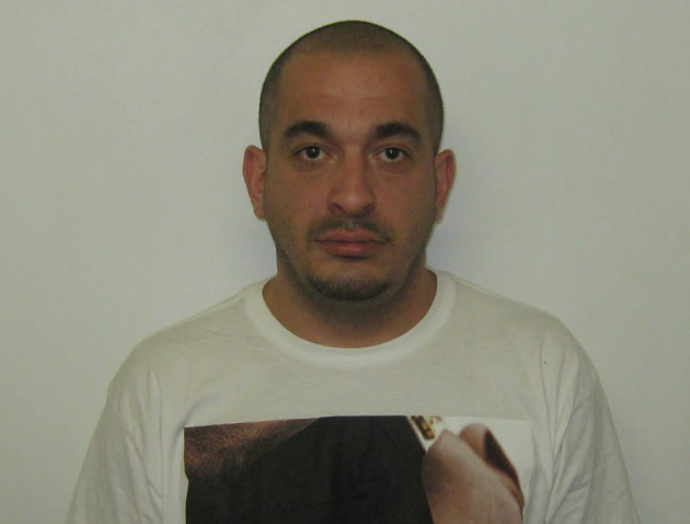 Armando Otano. Photo courtesy of Port Authority police.