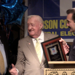 HCDO honors Jersey City's Bill Gaughan for over 20 years of service