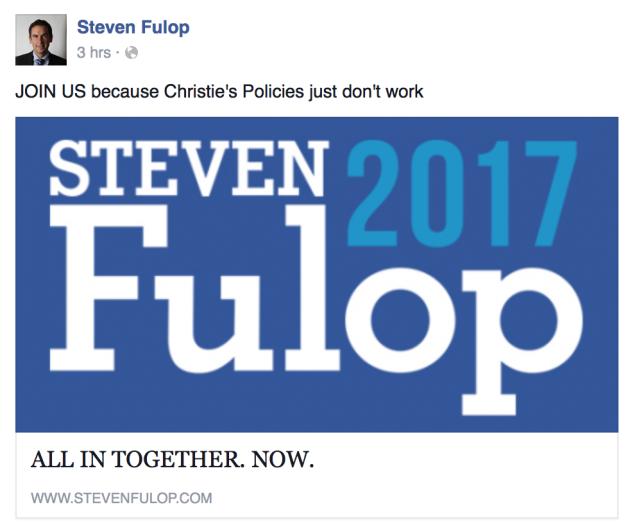 Fulop gov