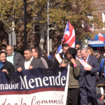 Menendez, Fulop, Sacco, Roque march in state Hispanic Parade in North Hudson