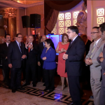 A massive Democratic gala, North Bergen's Sacco hosts annual mayor's ball