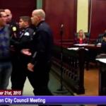 Hoboken's Liebler files freedom of speech violation suit over meeting ejection