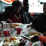 For the 19th year, Jersey City's Iron Monkey serves Thanksgiving meals