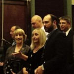 Zimmer honors outgoing Hoboken council members Castellano, Mason, Occhipinti