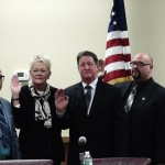 After Bayonne BOE swears in 5 trustees, Broderick named pres, Wilbeck VP