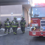 Firefighters rescue WNY residents trapped in elevator during electrical fire