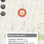 Hoboken power outage leaves about 770 PSE&G customers in the dark this morning