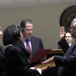 As expected, freeholders elect Rivas chair, Vainieri vice chair, of the board