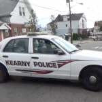 HCPO investigating incident where Kearny police officer shot at moving vehicle