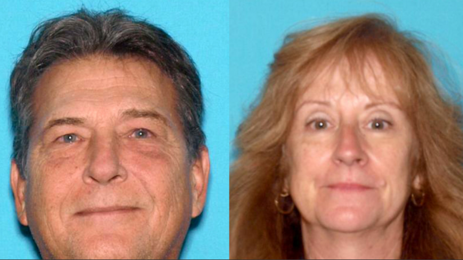 Chester and Ana Jarzabek. Photos courtesy of the State Attorney General's Office.
