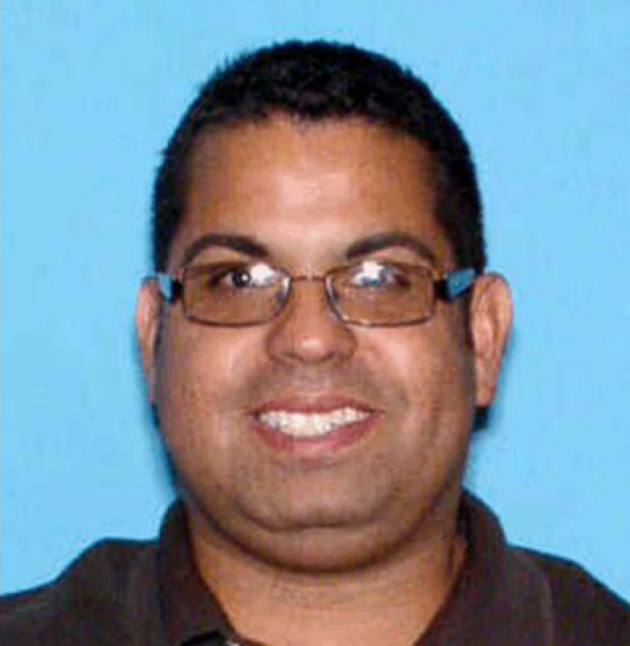 Hector Marquez. Photo courtesy of the State Attorney General's Office.