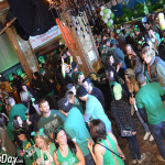 Hoboken's annual LeproCon bar crawl leads to 15 arrests, 2 cops injured