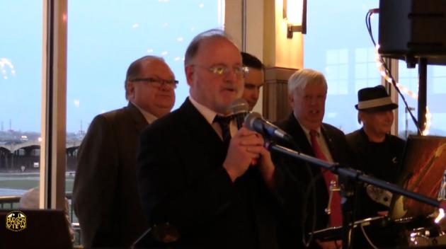 Former Jersey City Mayor Jerramiah Healy.