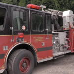 North Hudson firefighters rescue worker with finger caught in electric mixer