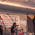 The Bronx Wanderers host concert on Boulevard East in Guttenberg