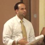 Hoboken Housing Authority, Carmelo Garcia sparring over court venue
