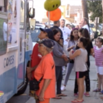 As summer winds down, Guttenberg officials offer free ice cream to residents