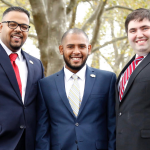West New York Mayor Roque-backed BOE slate announces platform