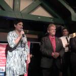 Fulop hosts fundraiser for JCEA-backed Jersey City BOE slate at Biergarten