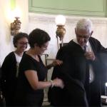 Union City attorney Julio Morejon sworn in as administrative law judge
