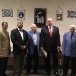 Congressmen Payne, Sires, Mayor Davis help host veterans clinic in Bayonne